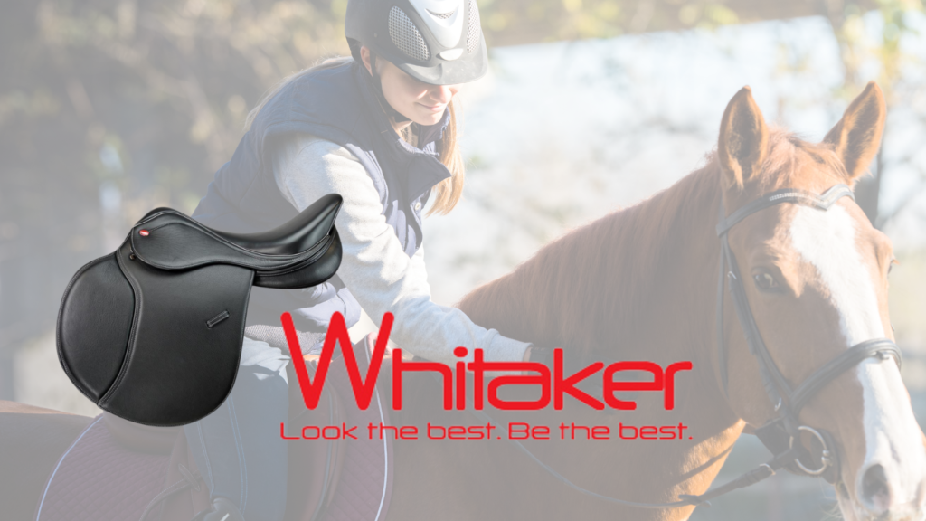 Whitaker Bedale Saddle