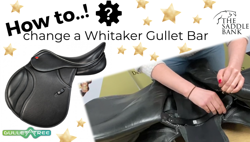 How to change a Whitaker Gullet Bar